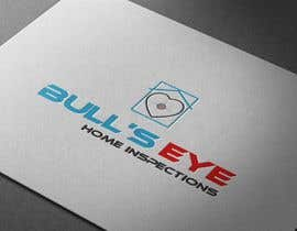 #50 for Design a Logo for Bull's Eye Home Inspections by aliflammim101