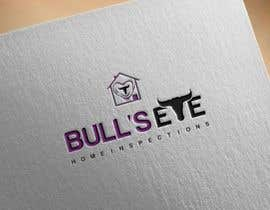 #55 untuk Design a Logo for Bull's Eye Home Inspections oleh aliflammim101