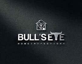 #58 untuk Design a Logo for Bull's Eye Home Inspections oleh aliflammim101