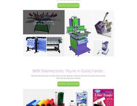 #2 for Facelist/ReDesign a Website (PSD Only) by turkmentunc