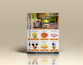 #10 untuk Kids Handles Flyer Design oleh igraphicdesigner
