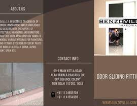 #5 untuk Sliding Fittings Brochure oleh xyz2902