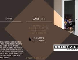 #7 untuk Sliding Fittings Brochure oleh xyz2902