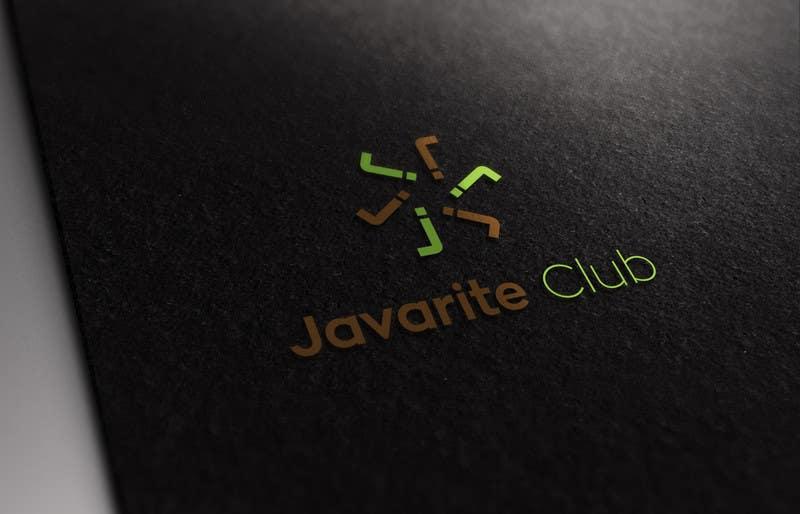 Penyertaan Peraduan #123 untuk Design a Logo for the Javarite Club