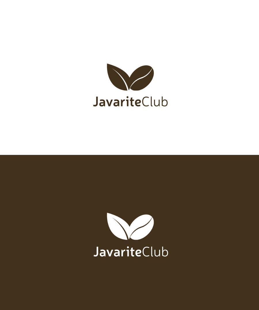 Penyertaan Peraduan #34 untuk Design a Logo for the Javarite Club