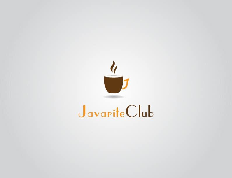 Penyertaan Peraduan #113 untuk Design a Logo for the Javarite Club
