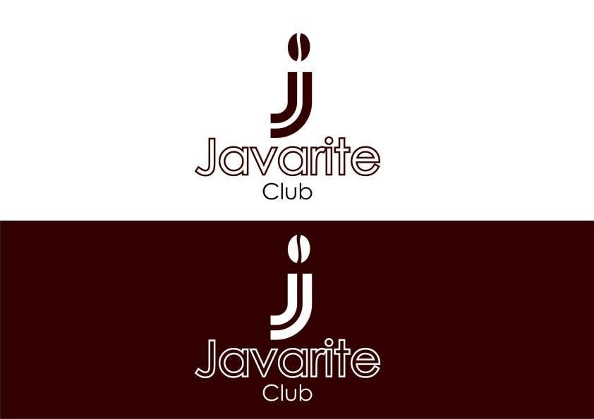 Penyertaan Peraduan #56 untuk Design a Logo for the Javarite Club