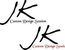 #8 untuk Design a Logo for 'JK Custom Design Session' oleh njeyachandran