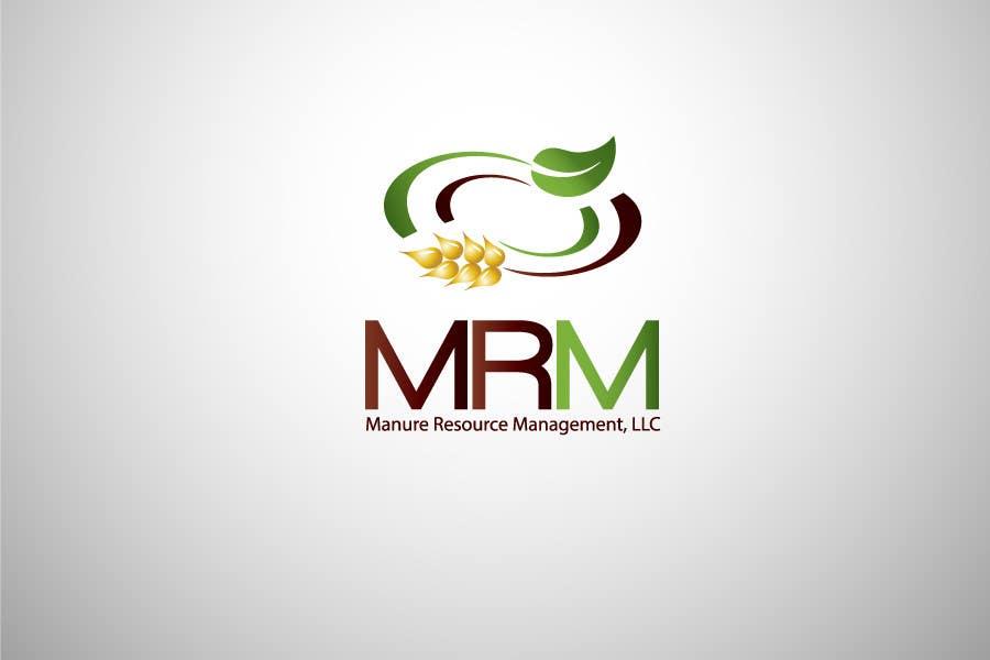 Inscrição nº                                         128                                      do Concurso para                                         Design a Logo for Manure Resource Management, LLC