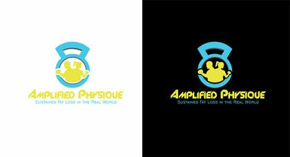 #21 untuk Design a Logo for Amplified Physique oleh olja85