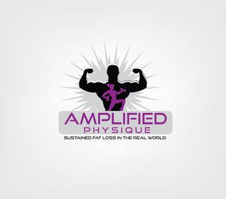 #38 untuk Design a Logo for Amplified Physique oleh alyymomin