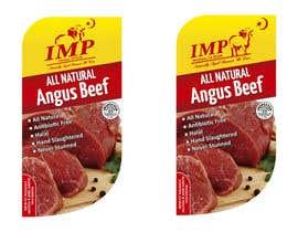 jeanvillegas75 tarafından I need a new Beef label için no 5