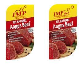 jeanvillegas75 tarafından I need a new Beef label için no 8