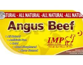 jeanvillegas75 tarafından I need a new Beef label için no 9