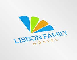 kamilasztobryn tarafından Projetar um Logo for a Hostel in Lisbon için no 177
