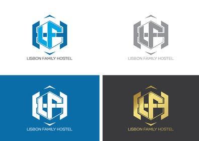 TangaFx tarafından Projetar um Logo for a Hostel in Lisbon için no 173