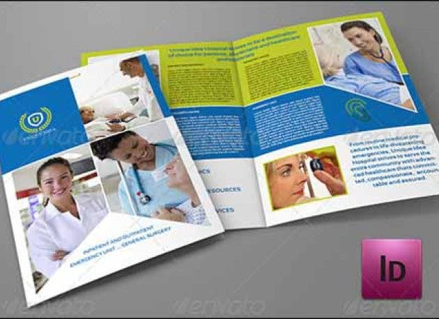 Entry  By Saif For Design A BiFold Marketing Brochure