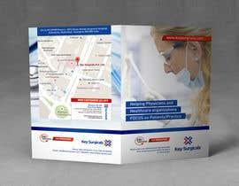 barinix tarafından Design a bi-fold marketing brochure template for Hospital Supplies provider için no 16