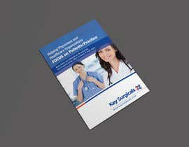 ileanastefanescu tarafından Design a bi-fold marketing brochure template for Hospital Supplies provider için no 11