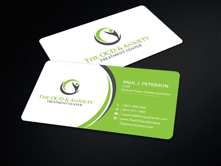Penyertaan Peraduan #88 untuk Business Card Design