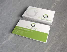 #82 for Business Card Design by DaimDesigns
