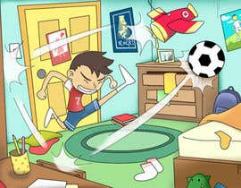 #4 untuk Illustrate Something for children's book - oleh LucJaya