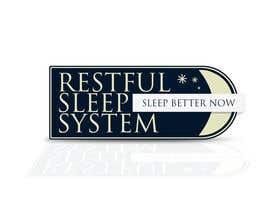 arvsmedia tarafından Design a Logo / Banner for Restful Sleep System için no 22