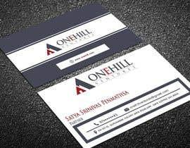 #8 untuk Design Business card oleh ah7635374