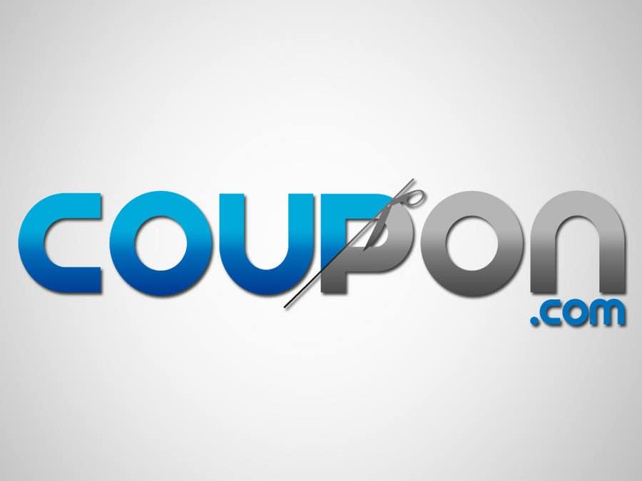 Penyertaan Peraduan #286 untuk Logo Design for For a Coupons website