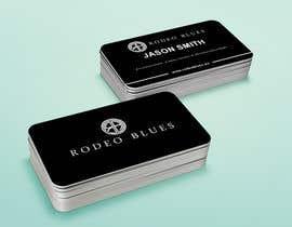 #10 untuk Design Business Cards for Rodeo Blues oleh petersamajay