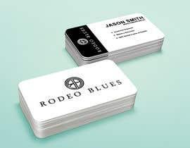 #12 untuk Design Business Cards for Rodeo Blues oleh petersamajay