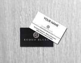 #23 untuk Design Business Cards for Rodeo Blues oleh gaurishankarjha