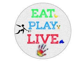 kaveh91 tarafından Design a Logo for EAT.PLAY.LIVE için no 2