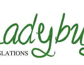 #55 untuk Ladybug Translations needs Logo, Business Card and Letterhead! oleh hatimou