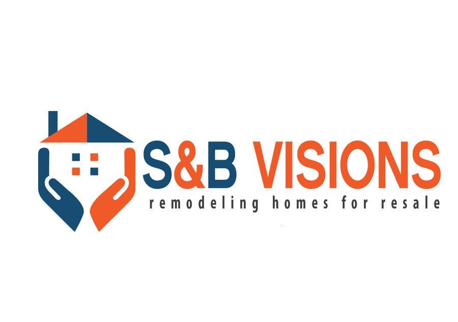 Bài tham dự cuộc thi #95 cho Design a Logo for S&B Visions LLC