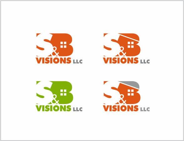 Bài tham dự cuộc thi #91 cho Design a Logo for S&B Visions LLC