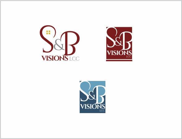 Bài tham dự cuộc thi #92 cho Design a Logo for S&B Visions LLC