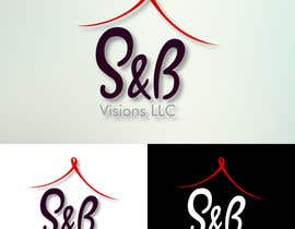 #76 para Design a Logo for S&B Visions LLC por ccakir