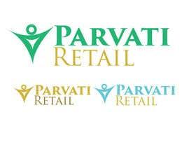 #7 untuk Design a Logo with slogan for e retail company : Parvati Retail oleh AdamMlcoch
