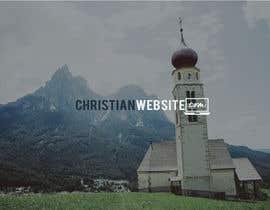 jossmauri tarafından Design a modern Logo for a Christian website için no 125
