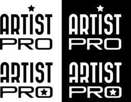 #17 untuk Diseñar un logotipo para Artist Pro oleh ErickGB
