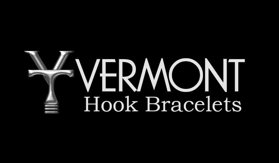 Bài tham dự cuộc thi #                                        7                                      cho                                         Design a Logo for Vermont Hook Bracelets