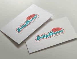 "#36 untuk Design a Logo for web development company called  ""Jelly Donut"" oleh gustavosaffo"