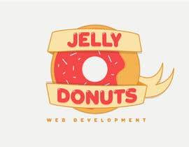 "#56 untuk Design a Logo for web development company called  ""Jelly Donut"" oleh jossmauri"