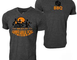 #36 for Design a T-Shirt for Company BBQ by adobe07