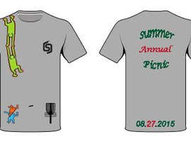 #3 for Design a T-Shirt for Company BBQ by thomasflatt