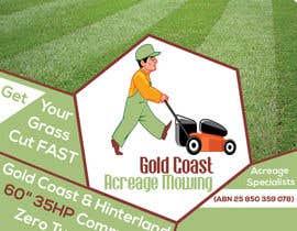 #4 untuk Design an Advertisement for a Lawn Mowing Business oleh KareemEssam94