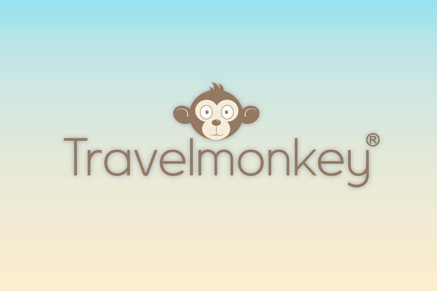 Contest Entry #319 for Logo Design for travelmonkey