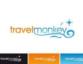 #67 para Logo Design for travelmonkey de Grupof5