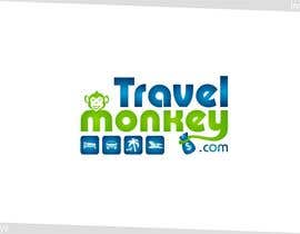 nº 295 pour Logo Design for travelmonkey par innovys